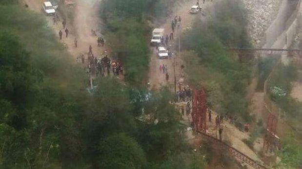Peru: Maden Şirketinin Yol Açtığı Çevre Felaketine Direnen Köylüler Polisle Çatıştı