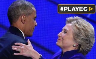 Obama: Votar por Hillary Clinton es defender mi legado [VIDEO]