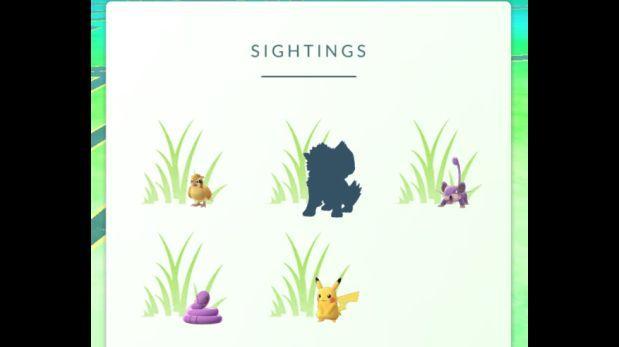 Pokémon Go alista la llegada de su nuevo radar