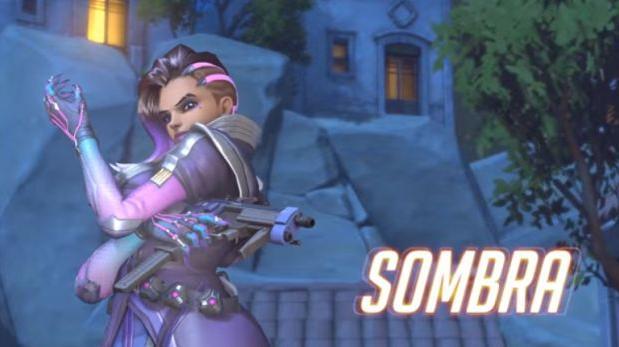 """YouTube: ella es Sombra, el nuevo personaje de """"Overwatch"""""""