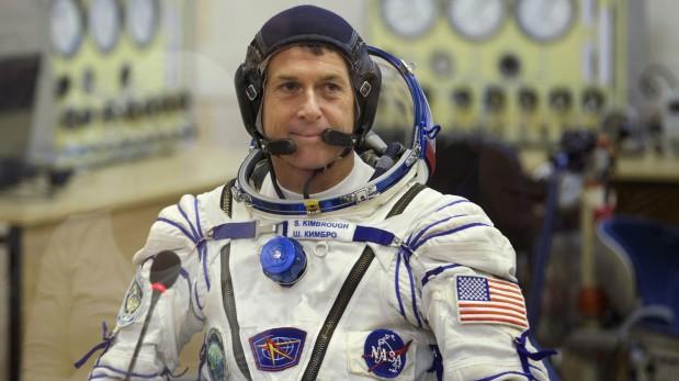 Astronauta estadounidense vota desde el espacio
