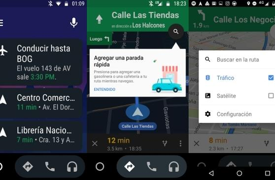 Google: Android Auto ya está disponible en el Perú