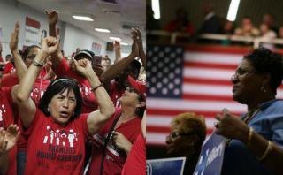 EE.UU.: Latinos van a urnas con más pasión que afroamericanos