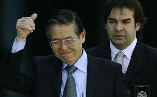 Alberto Fujimori fue arrestado en Chile hace 11 años