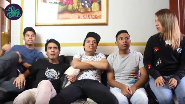 YouTube: ¿así reaccionan los peruanos ante un sismo? [VIDEO]
