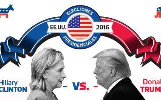 Todo lo que debes saber sobre Donald Trump y Hillary Clinton