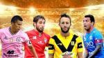 Segunda División: tabla de posiciones a tres fechas del final - Noticias de union santa rosa
