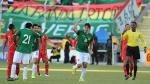 ¿Le devuelven los puntos a Bolivia?, por Jorge Barraza - Noticias de jorge barraza