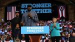 """Hillary Clinton llama a votar entre el """"miedo y la esperanza"""" - Noticias de james comey"""
