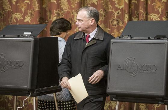 Estados Unidos: La votación de los candidatos a vicepresidente