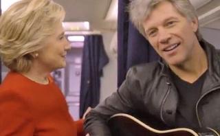 La divertida forma en que Clinton pidió ir a votar [VIDEO]