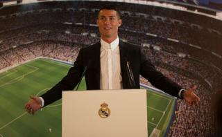 Cristiano Ronaldo: medio reveló su exorbitante nuevo salario