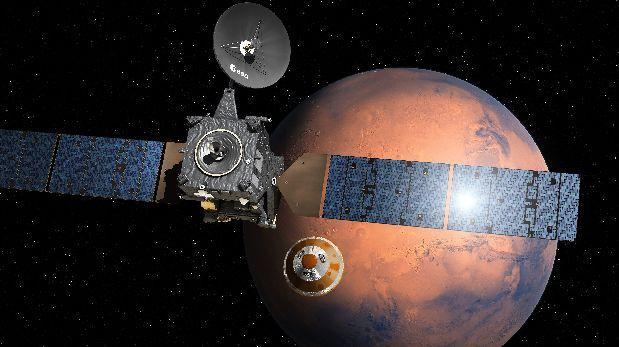 ESA advierte que su misión a Marte necesita dinero para seguir