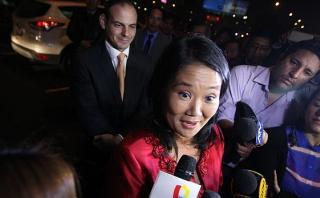 Keiko Fujimori fue citada para este jueves a fiscalía de lavado