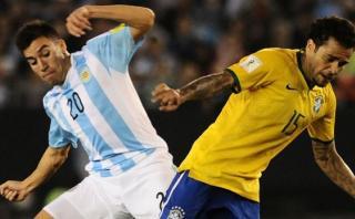 Brasil vs Argentina: programación del clásico sudamericano