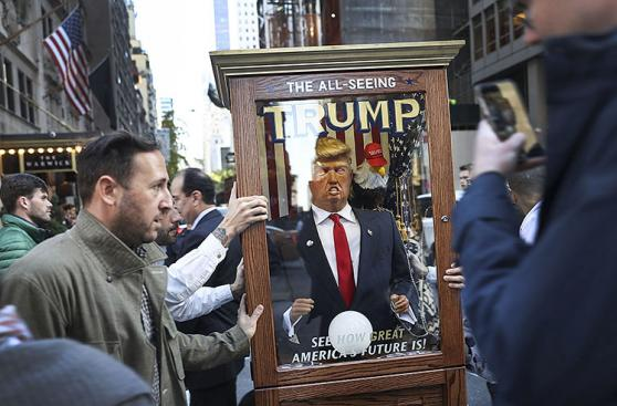 Las mejores fotos de las elecciones en Estados Unidos