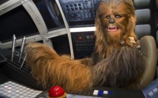 Facebook: así se escucha a Chewbacca hablando en inglés