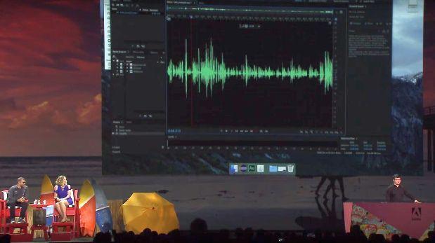 Adobe presenta un software que puede imitar voces