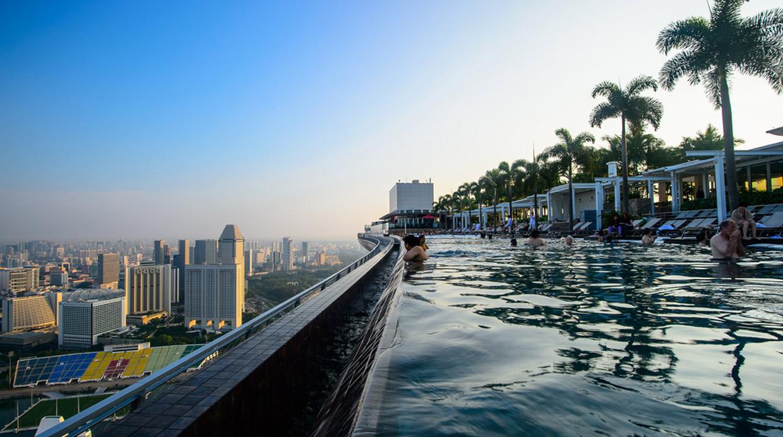 7 de las piscinas m s impresionantes del mundo foto for Casas mas impresionantes del mundo