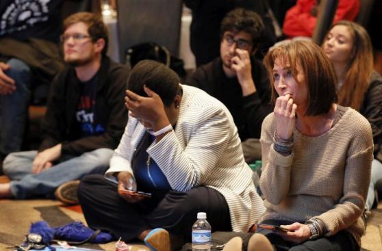 EE.UU.: La tristeza de los demócratas ante las elecciones