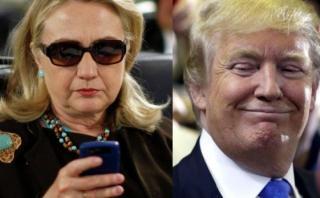 Hillary Clinton llamó a Donald Trump para aceptar su derrota