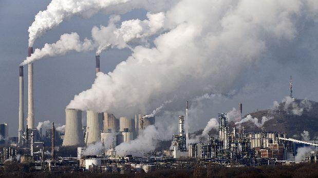 El ritmo de aumento de CO2 en la atmósfera se ha ralentizado