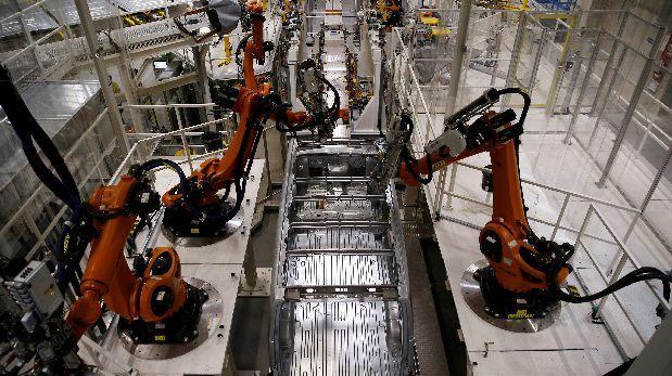 Robots amenazan dos tercios de trabajos en países en desarrollo
