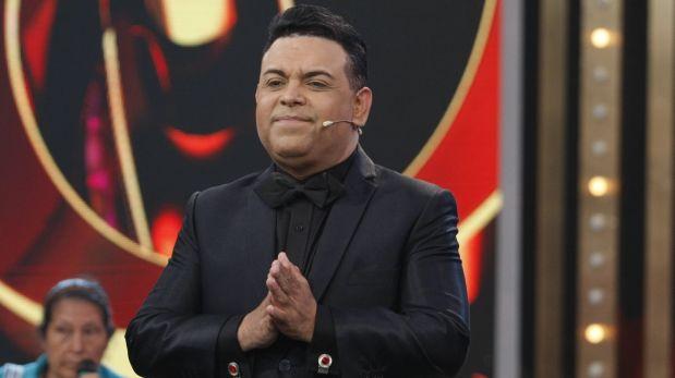 Andrés Hurtado conduce el programa