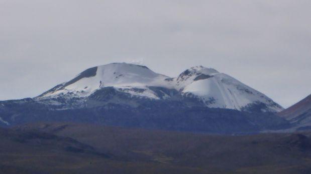 Volcán Sabancaya: nueva explosión afecta turístico Valle del Colca