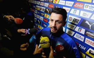 "Gianluca Lapadula: ""¿Perú?, yo siempre quise Italia"""