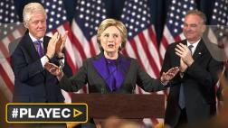 """Clinton: """"Trump será nuestro presidente, debemos aceptarlo"""""""