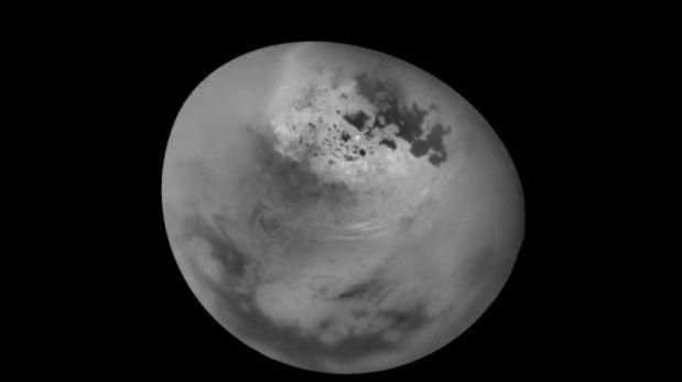 Así se mueven las nubes en Titán, la luna de Saturno [VIDEO]