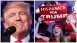 Trump consiguió más votos de latinos que Romney en el 2012 - Noticias de pew research center