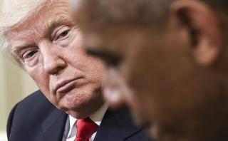¿Cuánto gastaron Trump y Obama en sus viajes?