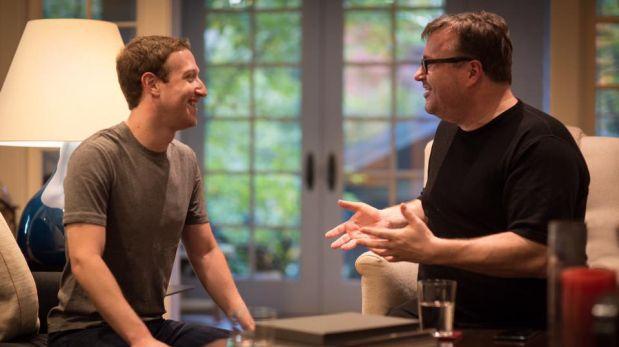 Fundador de LinkedIn se sumó al Biohub de Mark Zuckerberg