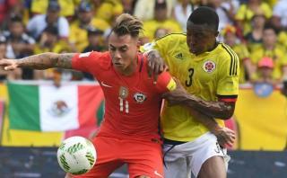 Colombia empató 0-0 con Chile en Barranquilla por Eliminatorias
