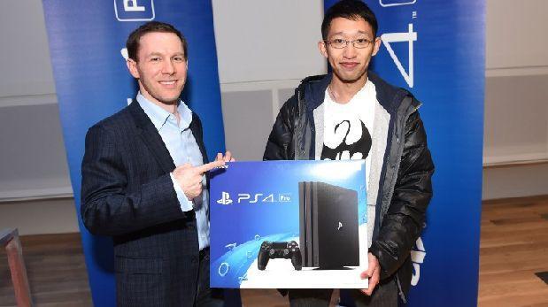 El PlayStation 4 Pro de Sony ya está disponible