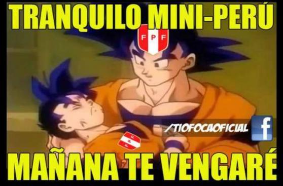 Los memes que alegran la previa del Perú-Paraguay