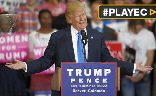 Las promesas políticas de Trump para sus 100 días de gobierno