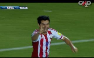Selección: displicencia de Renato Tapia en gol de Paraguay