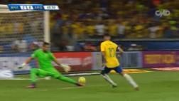 Gol de Neymar: así anotó el crack a Argentina en Belo Horizonte