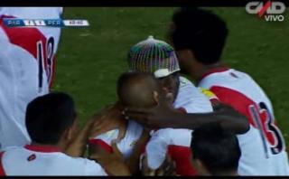 Gol de Christian Ramos: cabezazo letal para 1-1 ante Paraguay