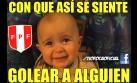 Perú vs. Paraguay: la alegría del triunfo bicolor en memes