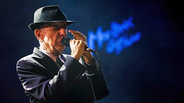 Leonard Cohen dejó de existir a los 82 años. (Foto y video: Reuters)