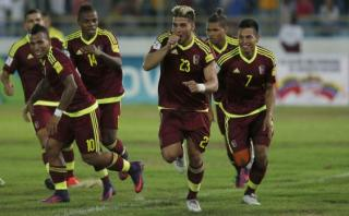 Venezuela goleó 5-0 a Bolivia por las Eliminatorias Rusia 2018