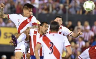 """Paolo Guerrero: """"Fuimos agresivos y ganamos el partido"""""""