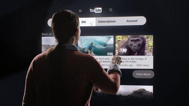 YouTube lanza app para disfrutar de videos en realidad virtual