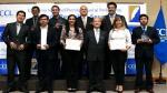 Periodistas de El Comercio ganan premio de la CCL - Noticias de nicolas castillo