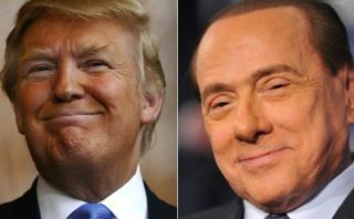 Donald Trump, ¿un Silvio Berlusconi estadounidense?