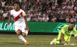 YouTube: el lamento guaraní durante el partido con Perú
